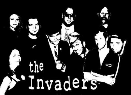 Image of The Invaders courtesy of MySpace