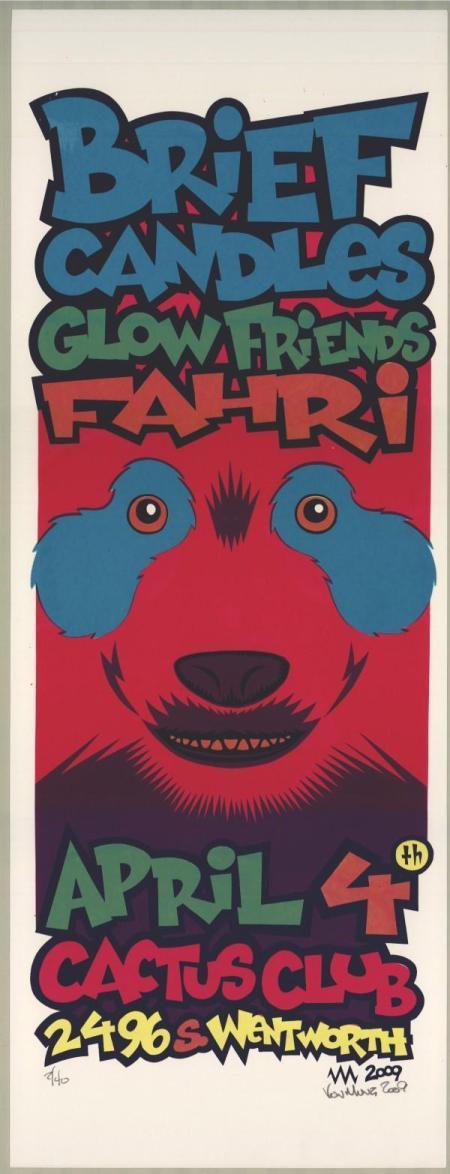 Poster by Eric Von Munz