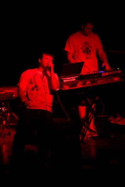 Photo of Future Islands by CJ Foeckler