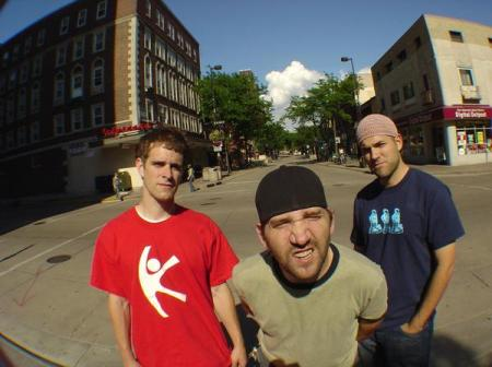 photo of the Figureheads courtesy of MySpace