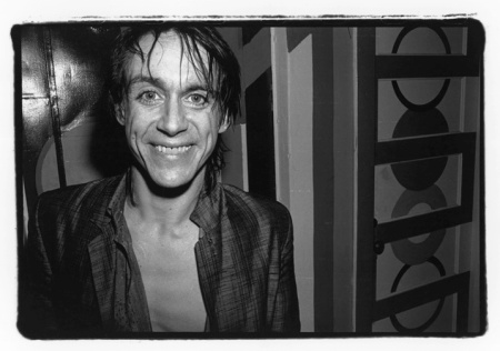 photo of Iggy Pop by Stanley Ryan Jones